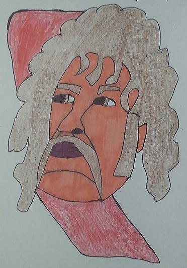 Anthony Kiedis by armattock